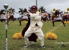 5-Year-Old Drum Major Taranza McKelvin Has No Idea He's Small