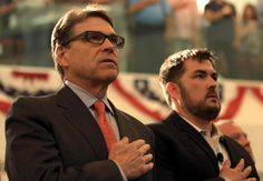 How Rick Perry befriended the real 'Lone Survivor' Navy SEAL