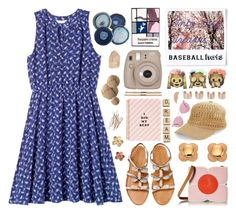 Into my dreams by mockingjayafire on Polyvore featuring polyvore, fashion, style, Rebecca Taylor, Marc Jacobs, Orla Kiely, Olympia Le-Tan, Maison Margiela, Echo, Oliver Peoples, Bare Escentuals, ban.do, Jamie Young, Polaroid, Hasbro, clothing and grateful