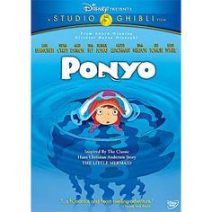 Ponyo | Disney Movies ~ Seriously Love This Movie!