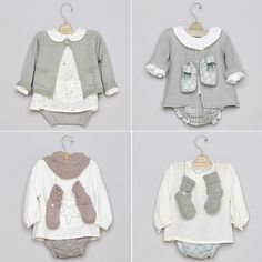 Les nouvelles tenues pour bébé Nicoli sont si ravissantes...  #LOVEIT www.nicoli.fr
