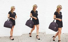 The O.M.G. - Women's Lightweight Travel Bag & Stylish Gym Bag - Lo & Sons