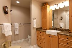 Check out the latest basement bathroom ideas today! ... common thought among folks renovating the basement bathroom is that the small stuff, .