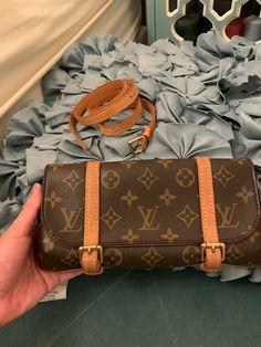 100% Authentic LOUIS VUITTON LV Marelle PM monogram fanny waist belt bag  MINT  fashion  clothing  shoes  accessories  womensbagshandbags (ebay link) 41d22bf6be28a