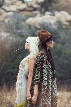 somerollingstone: Hannah Do & Bleu Archbold by Ming Nomchong