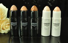 Jordana Cosmetics Glow n' Go and Sculpt n' Go