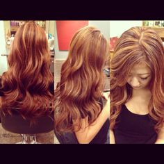 On pinterest curly hair strawberry blonde highlights and braids