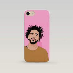 J Cole Phone Case J Cole Iphone Case J Cole by MangoAndDesign