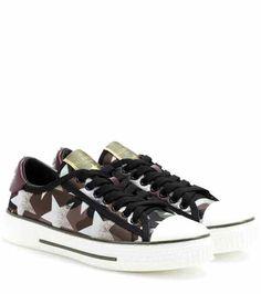 Valentino Starstudded sneakers