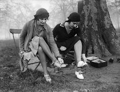 Hyde Park, 1930