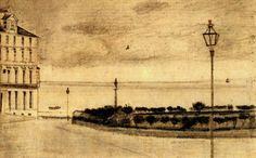 Vincent Van Gogh View Of Royal Road, Ramsgate 1876