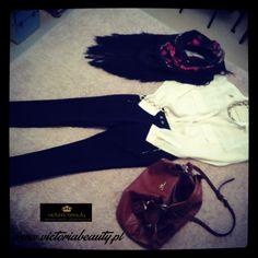 Stylizacja z mojej szafy ____ Agnieszka Frąckowiak - Twoja osobista stylistka  blog.victoriabeauty.pl/zimowe-inspiracje-z-mojej-szafy/