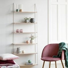 Decorative shelves are back in stores  The sisters' shelves are in stores yet again. With its Scandinavian references, the decorative shelf is perfect for light and minimalist interior arrangements, if you ask the sisters.  Decorative shelf €44,64*  Available in grey and white. *RRP