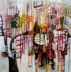 """Saatchi Online Artist Caia Matheson; Painting, """"Illuminati"""" #art"""