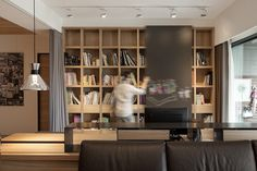 PARTIDESIGN | BANQIAO WOODEN APARTMENT on Behance