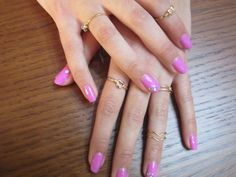 My nails... ;D <3 <3