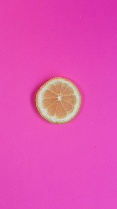 The latest iPhone11, iPhone11 Pro, iPhone 11 Pro Max mobile phone HD wallpapers free download, lemon, slice, citrus, minimalism, pink - Free Wallpaper | Download Free Wallpapers