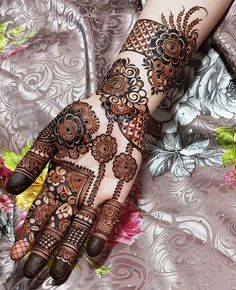 50 Most beautiful Gazipur Mehndi Design (Gazipur Henna Design) that you can apply on your Beautiful Hands and Body in daily life.