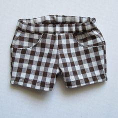 Shorts - American Girl Doll Clothing by JellibeanLane on Etsy https://www.etsy.com/listing/400932381/shorts-american-girl-doll-clothing