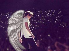 Harry Style Angel