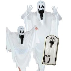 Disfraz fantasma Mitor