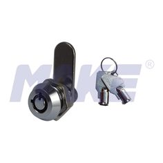 MK101AS-21, 2 key way lock, The design, construction and materials used for this cam lock provide a high degree of resistance to external attack, anti rust, water proof. Available in 18mm and 25mm body lengths. Supplied with a body nut and a Nyloc type tail nut. Keyed to differ locks are supplied with two keys per lock. We strongly recommend the use of a Protective Collar, especially suitable for indoor or outdoor usage. #tubularcamlock #brasscamlock #camlock