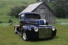 Ford Jailbar Pickup.  They call them Jailbars down under.
