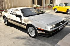 Emirates Classic Car Festival kicks off with largest showcase ever - Dmc Delorean, Bttf, Best Classic Cars, Love Car, Back To The Future, Concept Cars, Luxury Cars, Cool Cars, Automobile