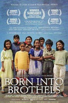 Born Into Brothels / Red Light Films presents, in association with HBO/Cinemax Documentary Films ; a film [directed] by Ross Kauffman & Zana Briski. Toledo campus. Call number: MEDIA HQ 792 .I4 .B67 2005.