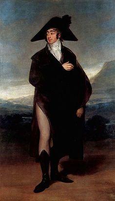 Francisco de Goya | Retrato del Conde Fernando Núnez VII, 1803