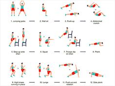 The 7-Minute Workout