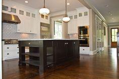 996 Carmel - contemporary - kitchen - atlanta - Thrive Homes, LLC