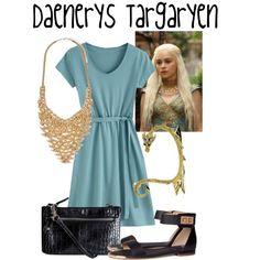 Daenerys Targaryen -- Game of Thrones