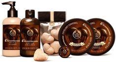 Nasze zmysłowe kosmetyki przeniosą twoje ciało i zmysły wprost do czekoladowego raju. Pełne przyjemności, bogate w wyjątkowe składniki i cudownie pachnące – Czokomanii nie można się oprzeć!