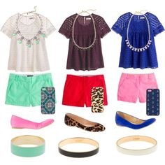 Cute J.Crew outfits