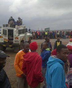 Tshwane Metro Police bid to block land grab | ChannelSharon