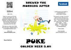 Tongue-in-cheek beer packaging banned