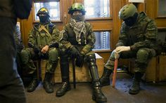 Ukraine: Viktor Yanukovych threatened by first protests in Russian-speaking heartland - Telegraph