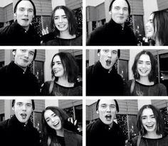 Love Rosie lily Collins