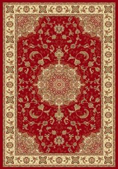 Traditional Area Rug, Royal Treasure Red 7'8x10'4, http://www.amazon.com/dp/B004K9T6QQ/ref=cm_sw_r_pi_awd_y2P.rb0CT3FNQ
