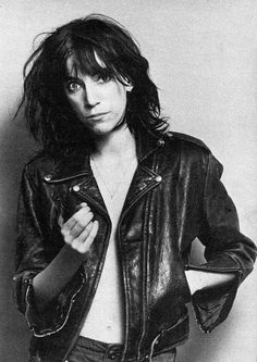Patti Smith 1978