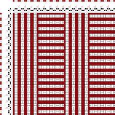 Image result for 4 shaft weaving drafts