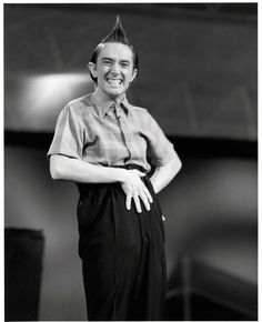 Martin Short as Ed Grimley, SCTV