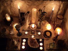 Full Moon Altar