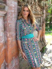 Vestido Almatrichi GIULIANA M/L
