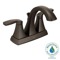 Moen  Vestige 2 Handle Widespread Bathroom Faucet Trim Trim Only Extraordinary Home Depot Moen Bathroom Faucets Decorating Design