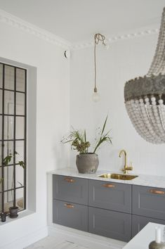 The serene home of a Swedish interior stylist