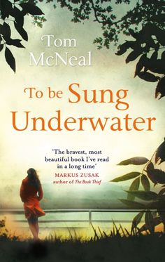 The SITS Girls next book club pick: To Be Sung Underwater by Tom McNeal.