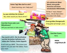 German Conversations and Dialogues Part 2 | VOCABULARY TRAINER
