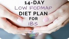14-Day Low FODMAP Diet Plan For IBS - Week 2
